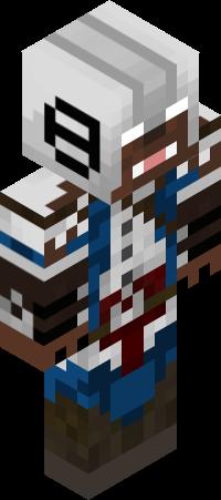 TheBuderMaster64 Skin