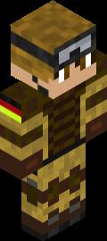 Hunter_2205's Body