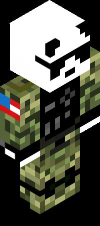 PandaGeneral06 Skin