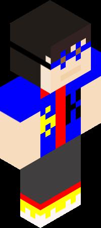 TheGameKeeper Skin