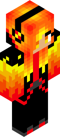 FireGirl1203 Skin