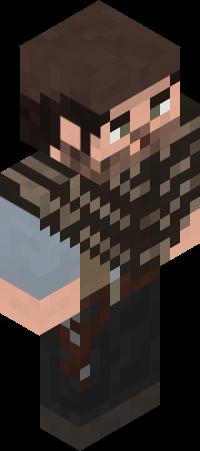 MinishChap Skin