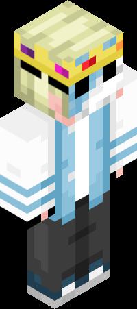 CyberBlueIce Skin